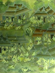 泰國風俗畫 | JCR Collections