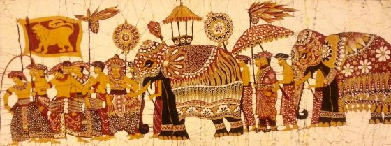 斯里蘭卡蠟染布 | JCR Collections