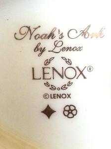 Lenox 的挪亞方舟 陶瓷 | JCR Collections