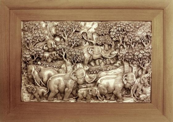 浮雕錫畫 | JCR Collections
