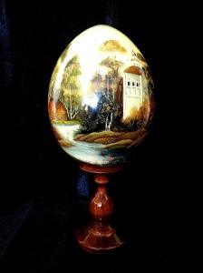 俄羅斯木製彩蛋 (1) | JCR Collections