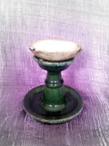 陶瓷油燈 (2)   JCR Collections
