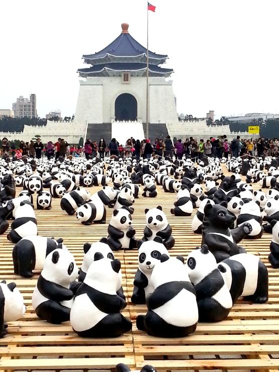 3. 1600貓熊世界之旅—臺北