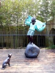 富貴三義館-余燈銓之童年系列創作作品