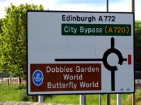 愛丁堡之旅-Edinburgh Butterfly & Insect World (1)