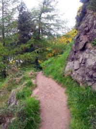 愛丁堡之旅 (5) – Holyrood Park